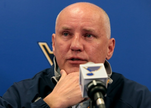 Gordo: Blues' Armstrong is good at juggling