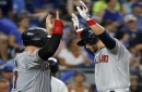 Gomes' grand slam helps Indians rally past Royals, 6-4