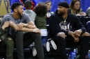 Did Anthony Davis help push DeMarcus Cousins out the door?