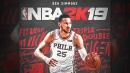 Ben Simmons is NBA 2K19's cover boy for the Australia, New Zealand editions
