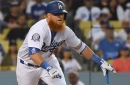 Dodgers News: Justin Turner Uninjured After Hit By Pitch Grazes Chin