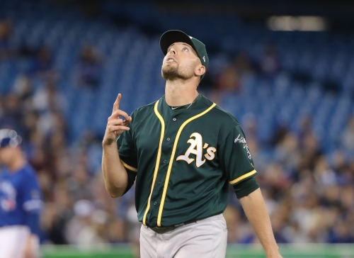 A's dominant bullpen one of best Bob Melvin has ever seen