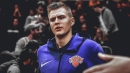 Kristaps Porzingis' ACL tear has 'best prognosis' as star recuperates