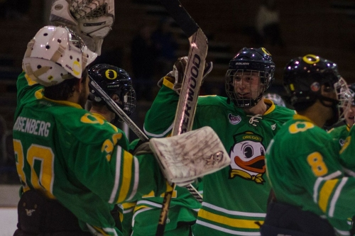 Oregon Hockey: Giant Beneath the Ice - an interview with GM Sam Rosenberg
