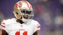 49ers video: Marquise Goodwin surprises his mom, sister with new house