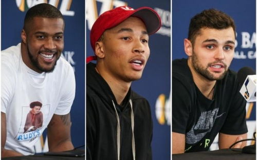 Utah Jazz announce the re-signings of Derrick Favors, Dante Exum and Raul Neto