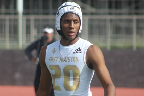 Three-star CB Marques Caldwell releases his top three schools
