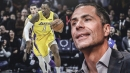 Lakers GM Rob Pelinka calls Kentavious Caldwell-Pope a 'true two-way player'