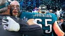 Eagles tackle Lane Johnson warns other players not to PED snitch