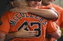 McCullers, Gattis lead Astros to 11-4 rout of White Sox