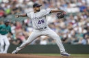 German Marquez, Charlie Blackmon lead Rockies to win over Mariners at Safeco Field