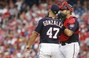 Gio Gonzalez works in and out of trouble in Nationals' 3-2 win over Marlins:
