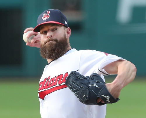 Cleveland Indians vs. Oakland Athletics lineups for Saturday, Game 87