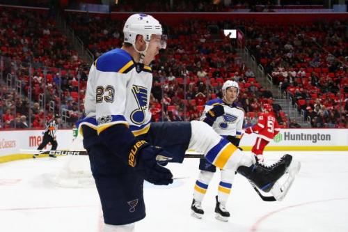 St. Louis Blues Re-sign Dmitrij Jaskin