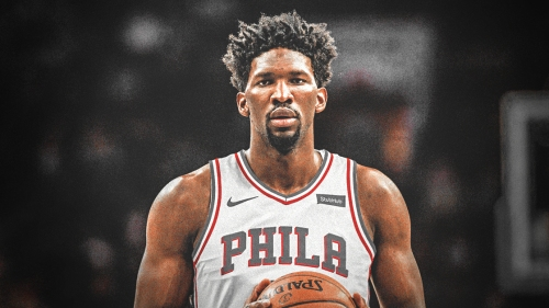 Joel Embiid posts Undertaker themed video predicting MVP for himself