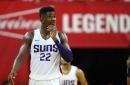 Deandre Ayton posts first NBA double-double in Suns' win vs. Kings