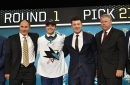 Sharks promote Tim Burke, Doug Wilson Jr. in front office changes