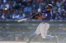 Sunday Texas Rangers lineup: Elvis, DeShields sit