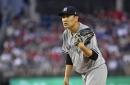 The return of Masahiro Tanaka might be vital to the Yankees