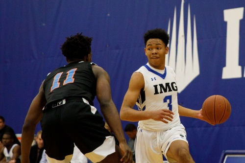 Anfernee Simons Reflects on First Summer League Game