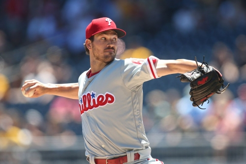 Losing With House Money: Pirates 4, Phillies 1