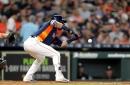 Game Recap: Suicide Stros Sweep Series. Gonzalez Squeeze Bunt Puts Houston 2-1 Over Chi-Sox