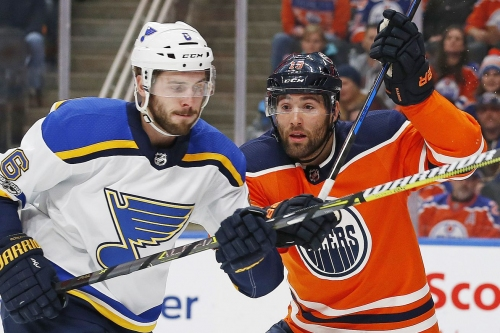 Report: Blues close to signing free-agent winger Pat Maroon