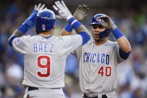MLB All-Star Game 2018: Willson Contreras and Javier Baez named to Starting NL Team
