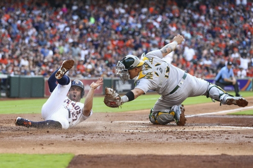 Series Preview #30: Oakland Athletics @ Houston Astros