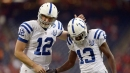 Colts news: Andrew Luck pre-camp WR workouts look set for this week