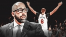 David Fizdale wanted to land in New York due to front office, Kristaps Porzingis