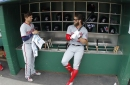 Washington Nationals' lineup for series opener with the Pittsburgh Pirates in PNC Park....