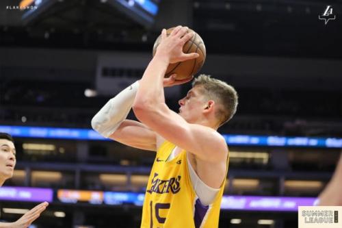 Lakers Podcast: Free Agent Options At Center; Josh Hart, Svi Mykhailiuk, And Moritz Wagner Light Up Las Vegas Summer League