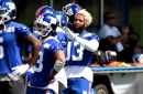 Odell Beckham Jr., Saquon Barkley and Evan Engram show off in NY Giants practice video