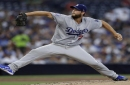 Kershaw dominates Padres in Dodgers' 8-2 win