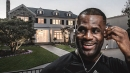 LeBron James celebrated new contract on double date with Tristan Thompson, Khloe Kardashian