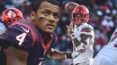 Ex-Ravens WR Steve Smith says Lamar Jackson reminds him of Deshaun Watson