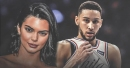 Ben Simmons thinks ex-gf Tinashe is stalking him, Kendall Jenner