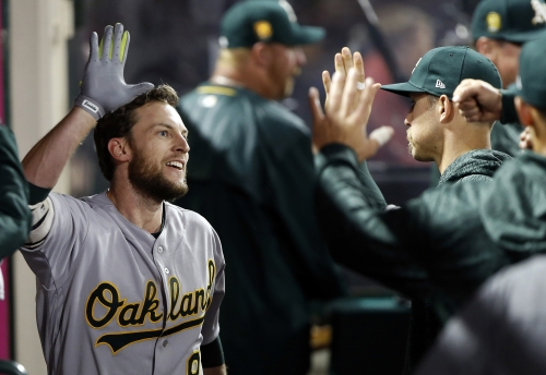 Jed Lowrie's snub is righted, named to first All-Star Game of his career