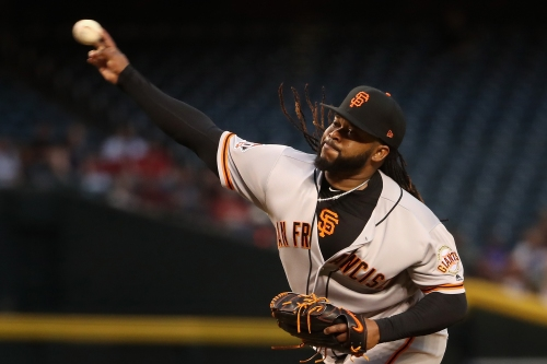 Giants pushing back Johnny Cueto's scheduled start