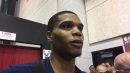 Ex-MSU standout Miles Bridges on being drafted by Charlotte Hornets