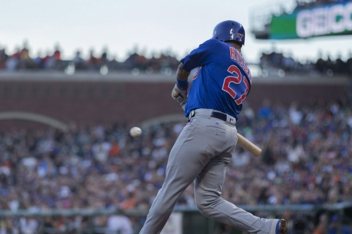Cubs, Giants continue weeknight series
