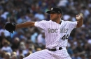 Rockies' bullpen wastes strong start from Tyler Anderson in series-opening loss to Arizona