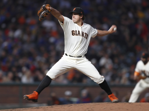 Giants offense remains silent against another lefty in loss to Cubs