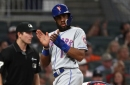 Amed Rosario gives NY Mets glimpse of his potential with two triples in loss to Phillies