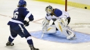 Lightning re-sign Adam Erne to 1-year deal