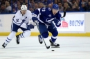 Lightning re-signs left wing Adam Erne to one-year contract