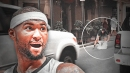 Sad Pelicans fan keeps putting DeMarcus Cousins jersey in street so cars will run over it