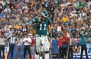 Rotoworld analyst bets on both Carson Wentz regression and double-digit wins for the Eagles