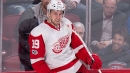 Red Wings re-sign Anthony Mantha to 2-year deal